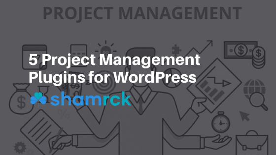 5 Project Management Plugins for WordPress